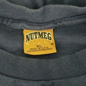 Nutmeg Shirts - Vtg Nutmeg Seattle Mariners Cooperstown T Shirt